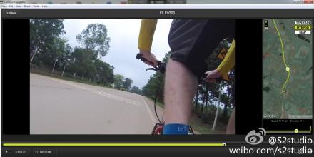 美国屌丝Nate独自一人从海口骑到三亚历时3天Contour纪录全程