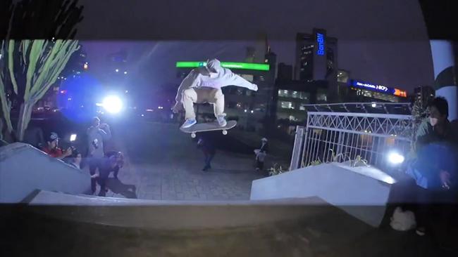 DVS Skateboarding LUIS TOLENTINO REMIX-2015-03-21 22-30-31