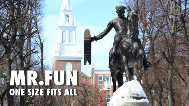 Snowboarding Boston With Mr Fun-2015-03-14 08-15-56