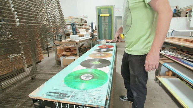 Every Third Thursday   Setting Records   Vinyl Record Snowboard-2015-04-18 15-31-53
