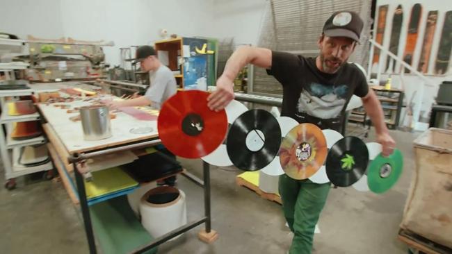 Every Third Thursday   Setting Records   Vinyl Record Snowboard-2015-04-18 15-31-56