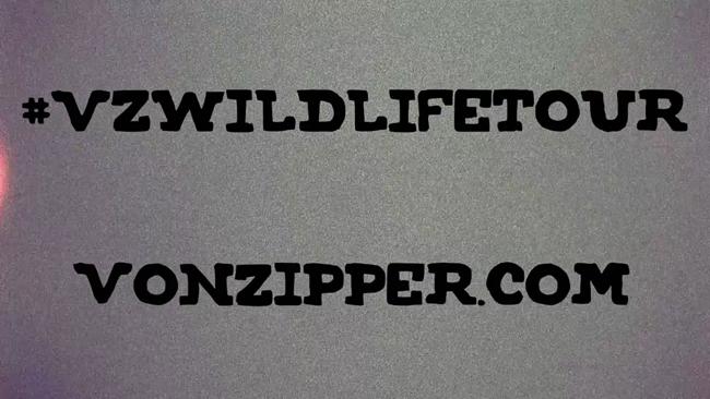 VonZipper Support Wildlife Tour – Trailer 3-2015-04-04 15-44-23