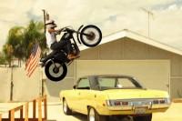 VonZipper - Bushwick XT 摩托镜广告3则