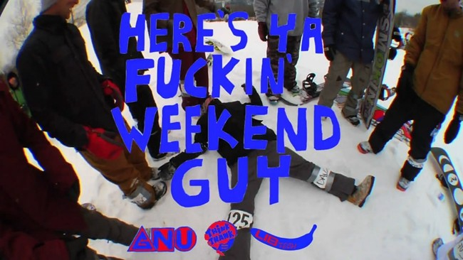 Gnu Lib Tech's Here's Ya F'n Weekend Guy… Again on Vimeo-2015-06-13 13-22-15