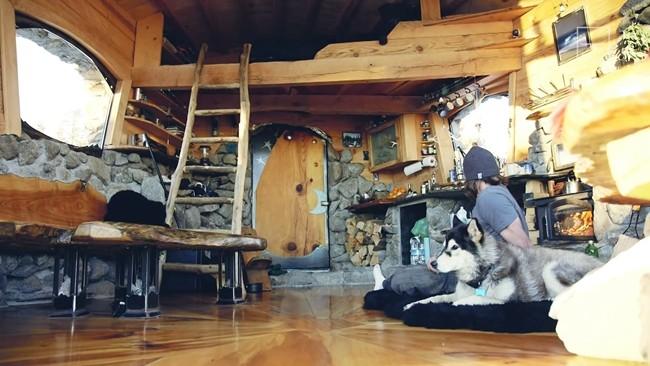 [TSS] 职业单板滑手功名成就退隐雪山建造超精致小屋-2015-06-10 20-06-26