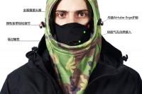 单品推荐 Airhole全新套头面罩系列Airhood