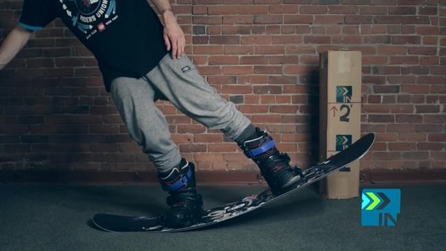 Endeavor Vice Flex Test - BoardInsiders.com - 2016 Endeavor Vice Snowboard Test - How To[2120151103127GMT]