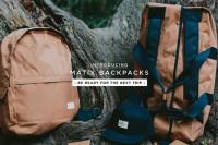 为下一场旅行作准备 Matix系列背包介绍