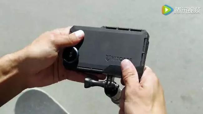滑板视频拍摄利器HITCASE (8)