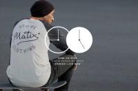 Matix最新造型录NINE-TO-FIVE:DAEWON SONG