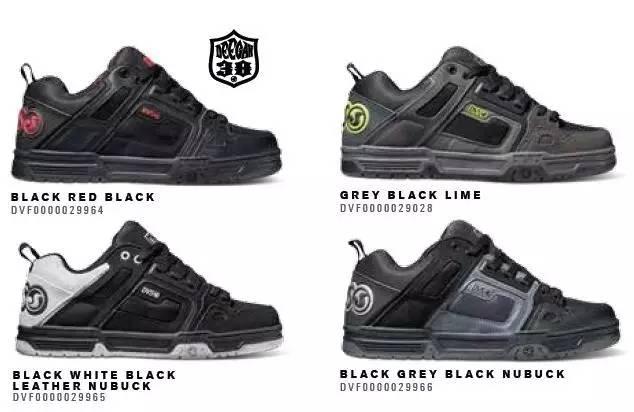 dvs black 9