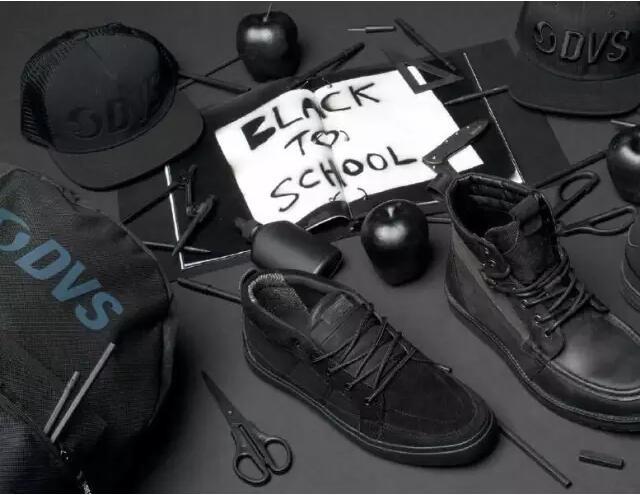 dvs black