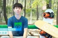 『豪无保留』|686中国滑手张嘉豪 主持中国首部单板蹦床教学片
