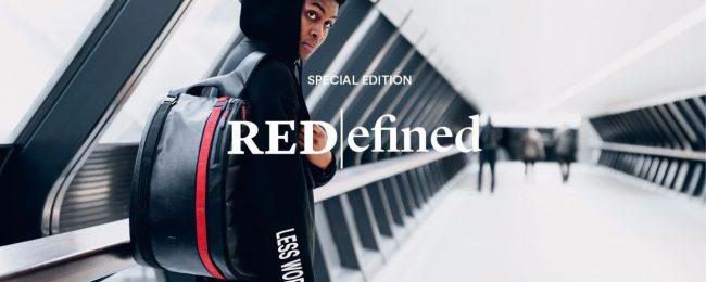 Db新款|RED|efined 黑红特别款系列