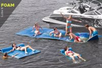 漂毯及浮床篇|进入OBRIEN的水上世界